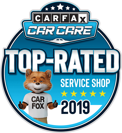 Carfax top rated service shop